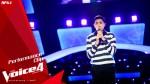 The Voice Thailand Season 4 รอบ Blind Auditions Week 5วันที่ 4 ตุลาคม 2015