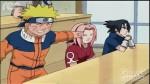 นารูโตะ นินจาจอมคาถา ตอนที่ 3 ซาสึเกะกับซากุระปิ๊งกันหรือ?