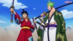 One Piece วันพีช ภาควาโนะคุนิ EP.923 ตอน สถานะการณ์ฉุกเฉิน บิ๊กมัมย่างกรายสู่วาโนะ