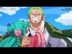 One Piece วันพีซ ภาควาโนะคุนิ EP.945 ตอน ความแค้นถั่วแดงต้ม ลูฟี่เข้าตาจน